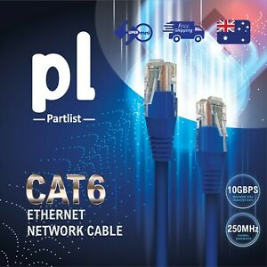CAT6-Ethernet-Network-Cable-28AWG-LAN-0-5m-1m-2m-3m-5m-10m-15m-20m-PURE-Cable