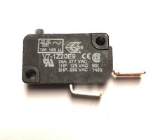 25a Micro Switch Normally Open Snap Action Switch 250 Connects