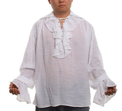 Romantic Port Royale Ladies Shirt Costume /& Re-enactment Ideal Item for Stage