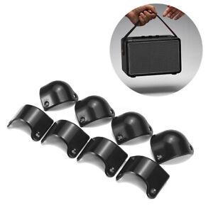 For-Marshall-MG-Amplifier-8pcs-Black-Guitar-AMP-Speaker-Cabinet-Corner-Protector