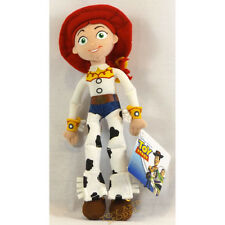 "Toy Story Jessie 10"" /25cm Soft Toy Plush PoshPaws Genuine UK Safety 0 Yrs+ NEW"