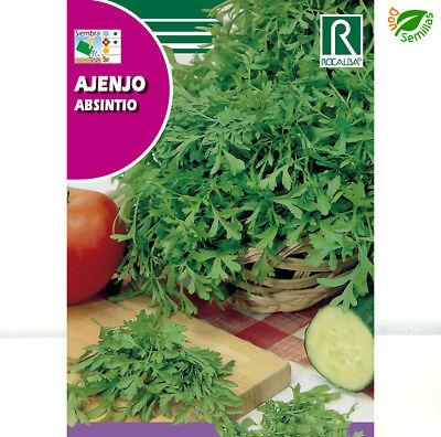 Artemisa Artemisa vulgaris 2000 semillas frescas