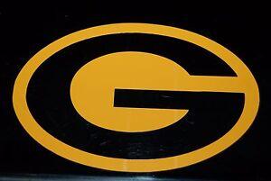 Green Bay Packers Football Logo Vinyl Decal Sticker 77073