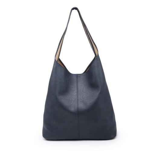 New Classic Boutique Hobo Shoulder Woman Plaid Medium Faux Leather
