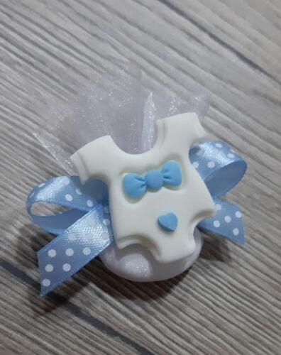 Bomboniere Birth Baby Magnet Bottle Body pram pin monoconfetto