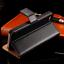 Luxe-Veritable-Genuine-Leather-Wallet-Case-Flip-antichoc-stand-Magnetique-Fonction miniature 5