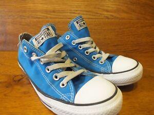 7 tela Uk 40 casual di blu Scarpe Converse Ct All da Eur ginnastica Star Mono wqnXpAa