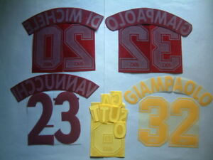 KIT-NOMI-NUMERI-UFFICIALI-SALERNITANA-AWAY-3RD-1998-2000-OFFICIAL-NAMESET-PL-SZ