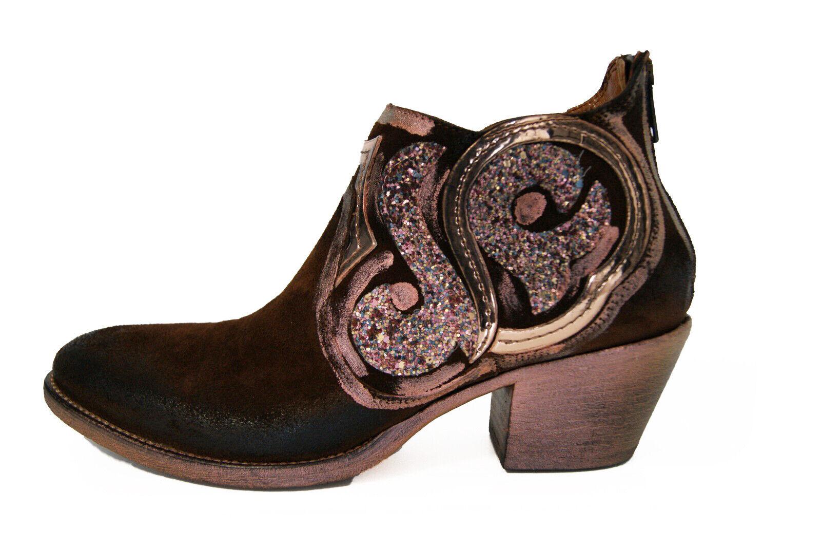 scarpe Ankle strategia 39  Donna Marronee  grande vendita