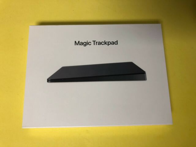 Apple Magic Trackpad 2 - MRMF2LL/a - Space Gray - New Sealed