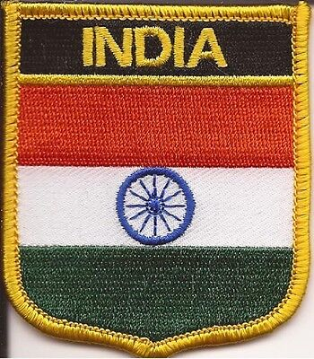 Iron on India Patch