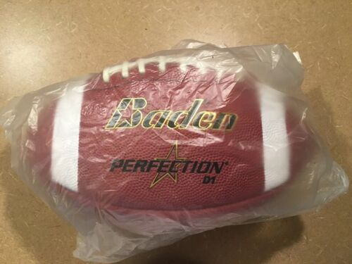 Baden F7000L D1 Perfection Adult Official Game Football Leather Total Feel