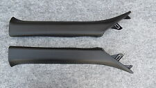 09-16 nissan 370z coupe left & right a-pillar windshield garnish panel cover  ..