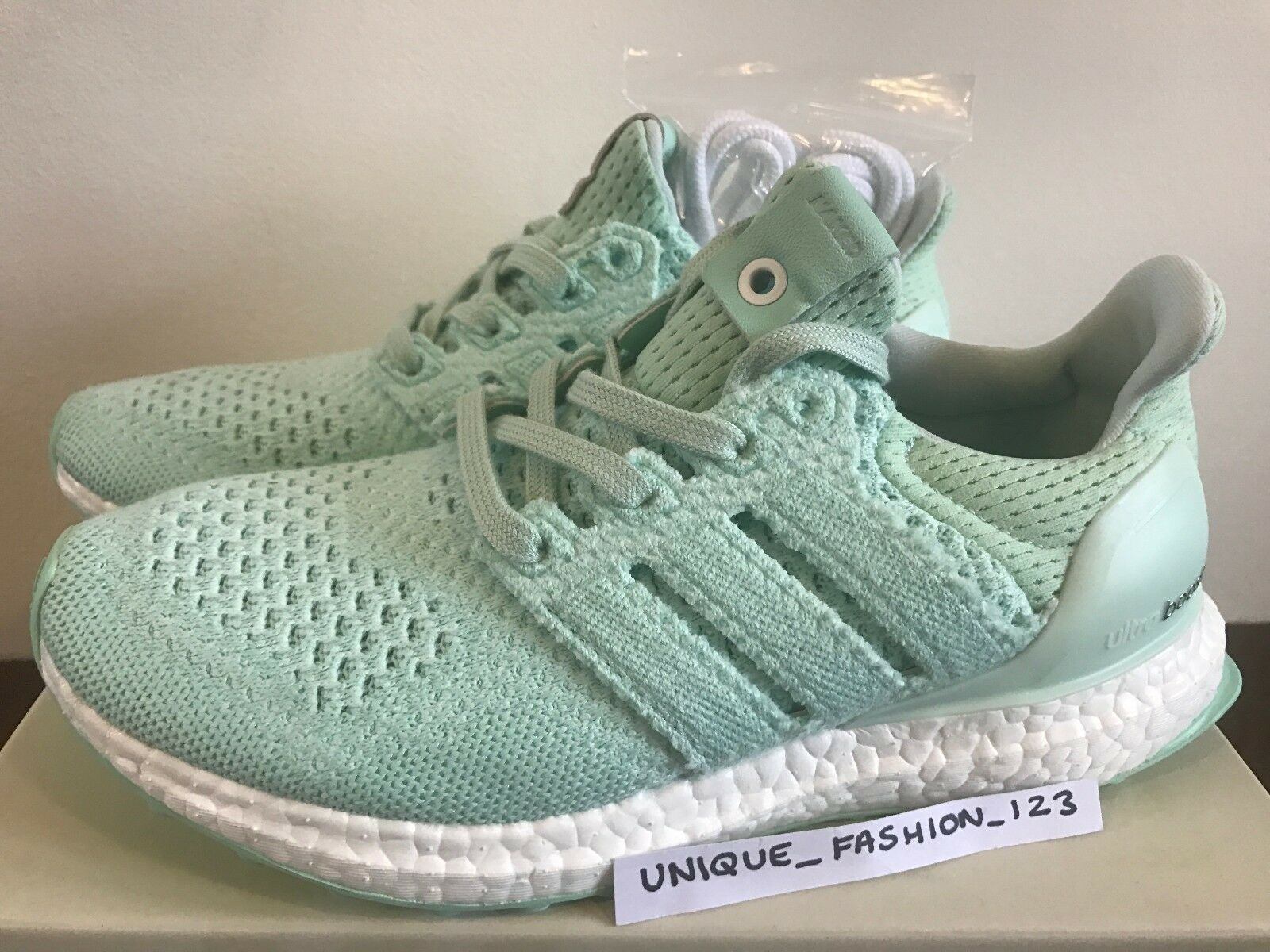 ADIDAS CONSORTIUM X NAKED ULTRA BOOST NMD WAVES PACK MINT