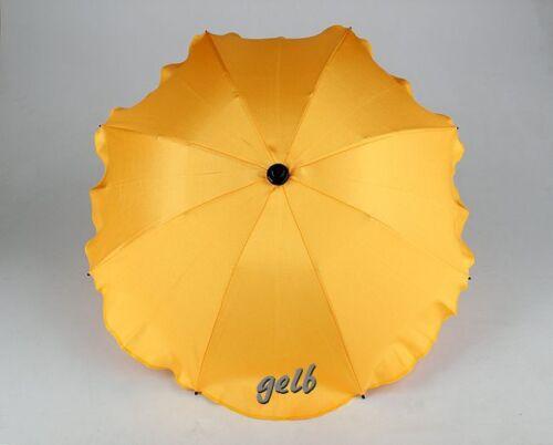 plusieurs couleurs parasol pour poussette Buggy Ø68cm NEUF UV50