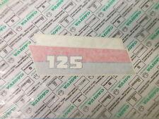 DECAL SERBATOIO SX CAGIVA ELEFANT TRE 125 PART N.(800052371)