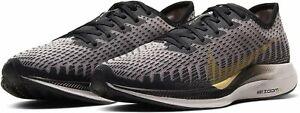 Da-Donna-Nike-Zoom-Pegasus-Turbo-2-UK-3-5-US-6-EUR-36-5-Nero-Rosa-Chiaro