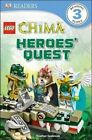 Lego Legends of Chima: Heroes' Quest by Heather Seabrook (Paperback / softback, 2014)