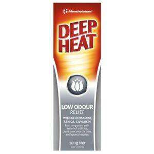 Deep-Heat-Low-Odour-Pain-Relief-Cream-100g