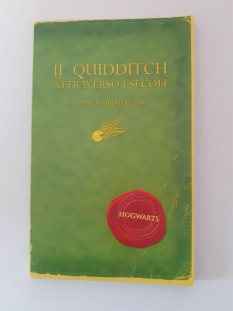 Il Quidditch attraverso i secoli 1 Edizione 2002 Harry Potter, Salani Editore