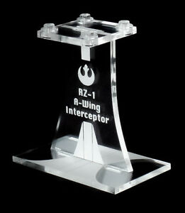 Star-Wars-Lego-75003-A-Wing-Starfighter-custom-display-stand-only