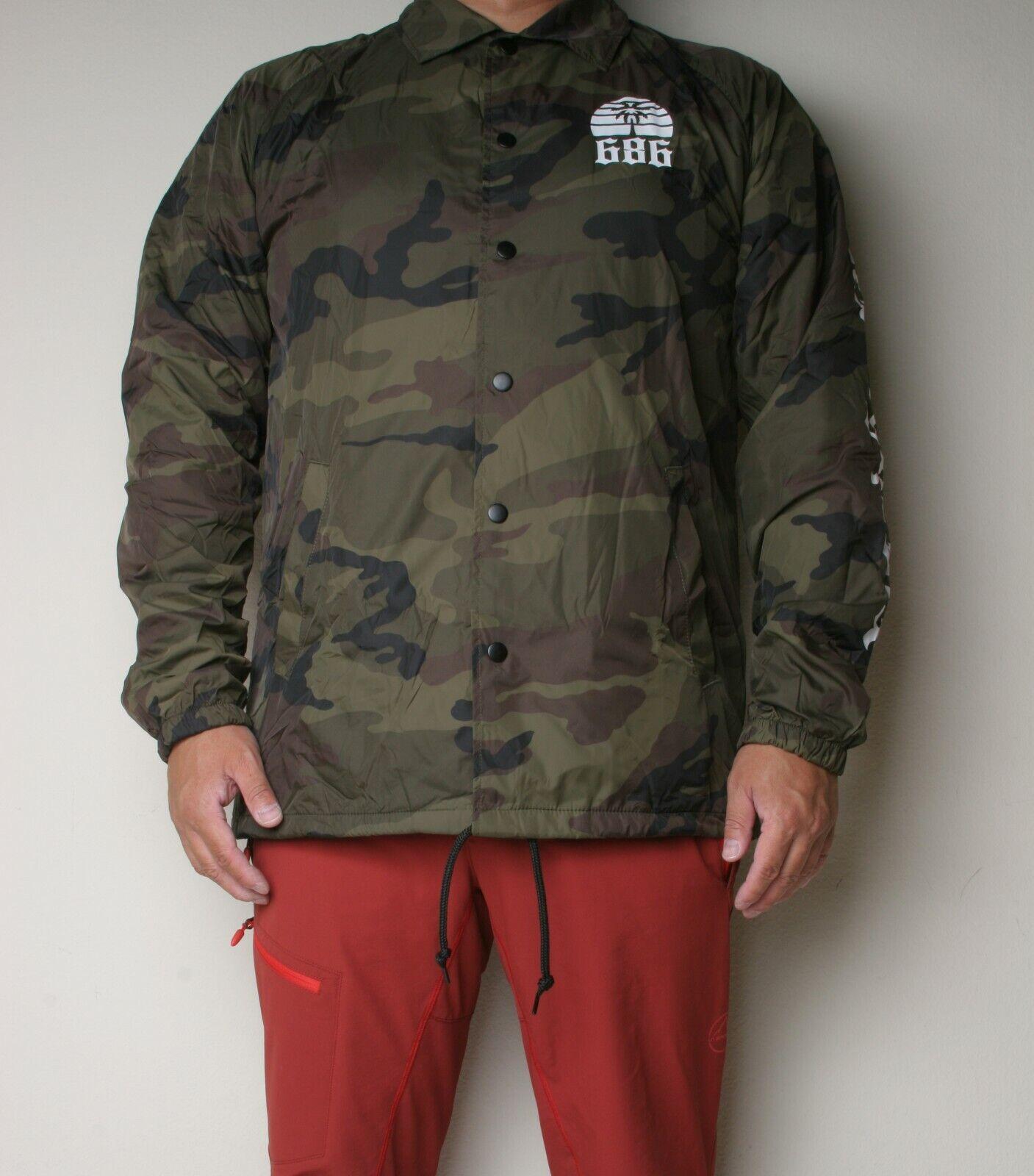 686 Paradise Coach Jacket (XL) CAMO L8WPHS06-CAMO