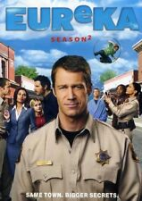 Eureka - Season Two (DVD, 2011, 3-Disc Set)