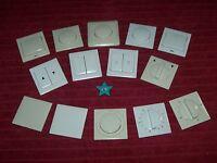 GIRA *NEU* Standard 70x70 Kombi Jalousie Knebel Wippe Drehdimmer VP Blind  #4K#