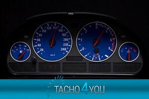 Tachoscheiben-fuer-BMW-Tacho-E39-Benzin-oder-Diesel-M5-BLAU-3077-Tachoscheibe-X5