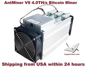 Brand-New-In-Hand-Bitmain-AntMiner-V9-4TH-Bitcoin-Miner-Shipping-from-USA