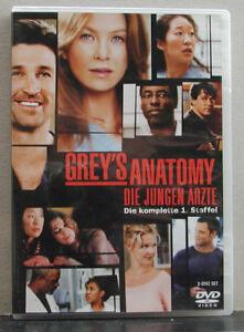 DVD-Box (2DVDs) Grey´s Anatomy - Die jungen Ärzte - 1. Staffel - FSK 12