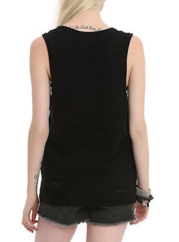 Iron-fist MISFITS Women/'s Sweater Tank Top multiple sizes new with tag danzig