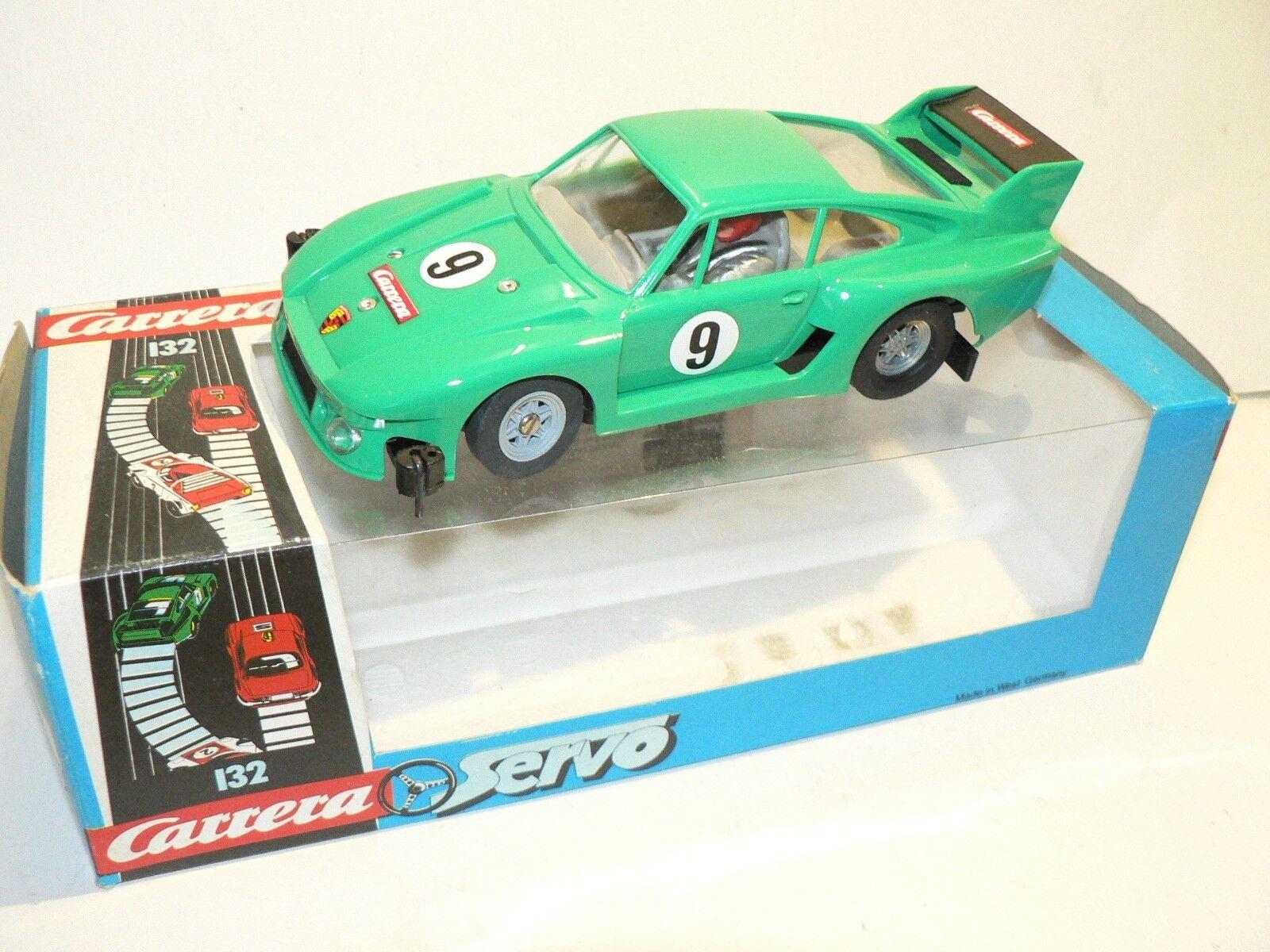 Carrera Servo 132 Porsche 935 88406 New