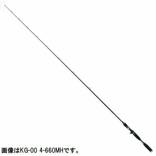 Gan Craft Bait Rod Killers-00 Dictator KG-00 4-660MH From Stylish anglers Japan