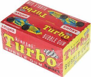 Turbo-Chewing-gum-original-Russian-full-box-taste-familiar-from-childhood