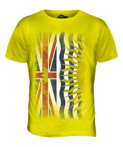 27d88b3c6bf BRITISH COLUMBIA FADED FLAG MENS T-SHIRT TEE TOP BRITISH COLUMBIAN ...