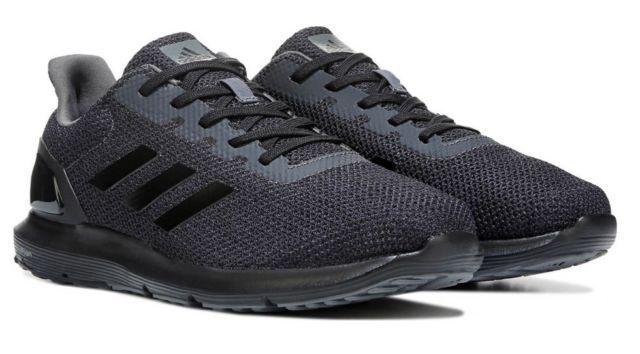 Adidas Men Running shoes Cosmic 2 Trainers Cloudfoam Training Black CQ1711 New