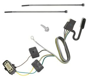 Trailer-Wiring-Harness-Kit-18-19-Buick-Enclave-18-19-Chevy-Traverse-All-Styles