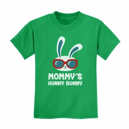 Mommy/'s Hunny Bunny Cute Easter Bunny Cool Kids T-Shirt Gift Idea