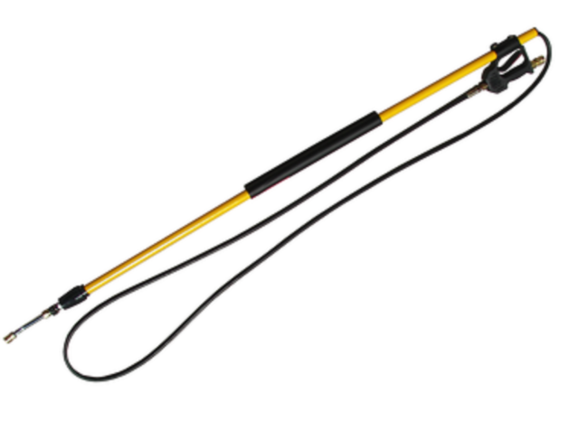 General Pump Dltg18 6 18 Giraffe Telescoping Pressure Washer Wand For Sale Online Ebay