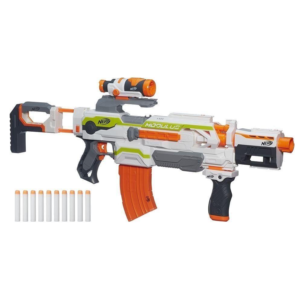 NUEVO Nerf N-strike módulo ECS-10 versión Dart Blaster Aus