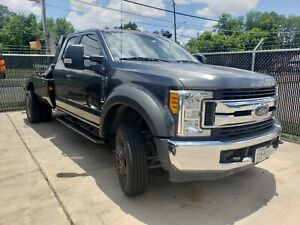 2017 Ford F-450 Super Duty Extended Cab