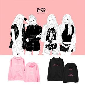 Kpop Blackpink SQUARE Concert Sweatershirt LISA Sweater JISOO ...