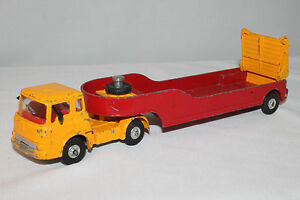 Corgi-1132-Bedford-Carrimore-Low-Boy-Truck-Original