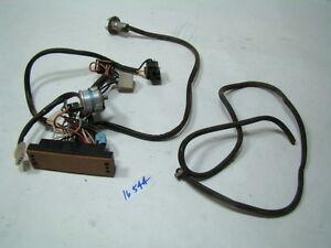Details about Harley FXR fairing turn signal wiring harness FXRT FXRD on