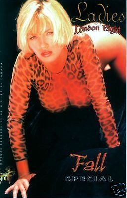 LADIES OF LONDON NIGHTS  FALL SPECIAL #1 NM- (London Night Studios, 1997)