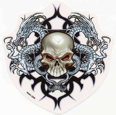 RARE /& COOL MINI ANARCHY SKULL R//C TRUCK Anarchist STICKER//Car DECAL ART BY NSI