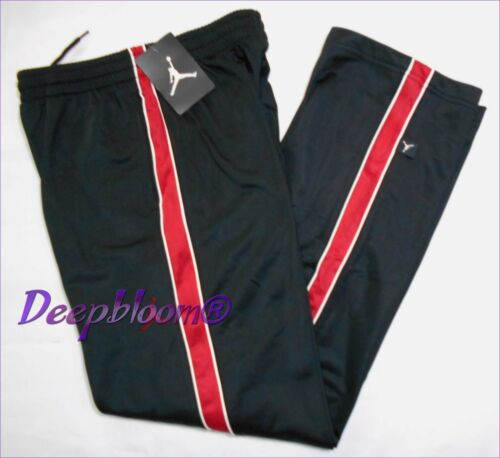 NIKE JORDAN LONG PANTS BOYS ATHLETIC SWEATPANT FLEECE TRACK BASKETBALL 4 5 6 NEW