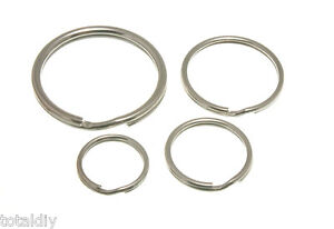 30-X-SPLIT-KEY-RINGS-NICKEL-PLATED-STEEL-IN-SIZES-16MM-20MM-19MM-32MM-38MM