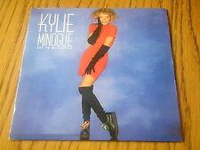 "KYLIE MINOGUE - GOT TO BE CERTAIN     7"" VINYL PS"